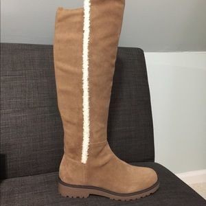 Sole Society Juno Knee High Boots